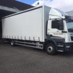 Dynamisch Rush Transport - Vrachtauto