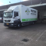 Dynamisch Rush Transport - Peeters vrachtauto