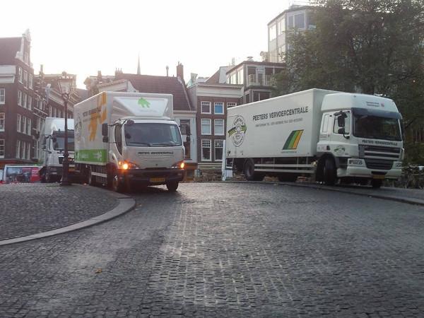 Dynamisch Rush Transport - Logistieke transportdiensten